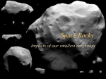 Space Rocks - American Geosciences Institute