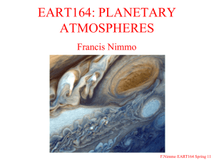 Powerpoint slides - Earth & Planetary Sciences