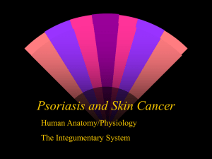 Psoriasis and Skin Cancer