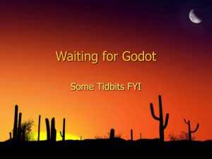 Waiting For Godot Overview