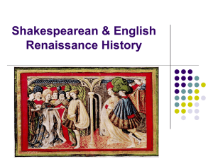 Shakespeare PowerPoint - The Official Site - Varsity.com