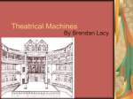 Theatrical Machines