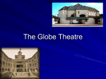 The Globe Theatre - MendenhallEnglish
