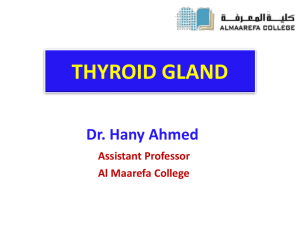 5-Endo thyroid