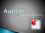 Autism - Glacier Peak High School
