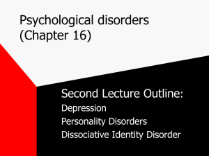 Social Psychology: Personal Perspectives (Chapter 14)