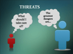 Threats – dangers on the web - Youth of Europe connect to a