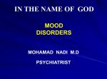 (2) loss of interest or pleasure. Major depressive disorder