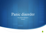 Panic disorder - Cloudfront.net
