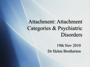 Attachment-additional slides - Dr Brotherton