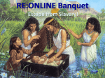 REonline Banquet How did Moses inspire the Exodus?