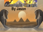 Ancient Egypt by Jason