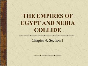 the empires of egypt and nubia collide - mrs-saucedo