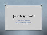 Jewish Symbols - Santa Margarita Catholic High School
