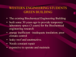 Western Engineering Students' Activity Building