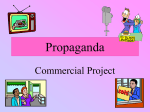 Propaganda Commercial project