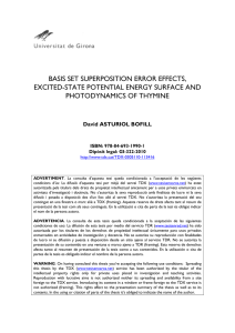 BASIS SET SUPERPOSITION ERROR EFFECTS, EXCITED-STATE POTENTIAL ENERGY SURFACE AND