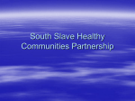 South Slave Healthy Communities Partnership