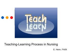 Hey, Teach! `Lo Learner!