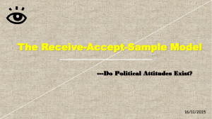 Final mode of the receive-accept-sample