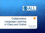 CL - Tool for Online and Offline Language Learning