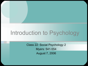 22_SocialPsych2 - HomePage Server for UT Psychology