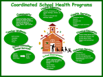 PowerPoint Presentation Coordinated School Health