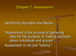 Alternative assessments (pp. 81-83)