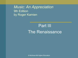 Music: An Appreciation by Roger Kamien