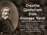 PPT - Creative Quotations
