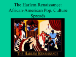 Musicians of the Harlem Renaissance