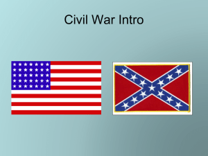 13-1 Civil War Intro