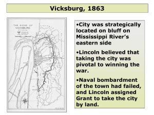 Part 4 Civil War Battles