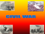Civil war - Galena Park ISD
