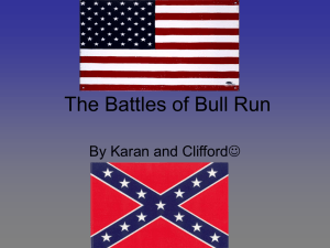 The Battles of Bull Run