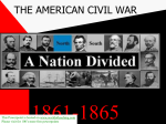 1861 Civil War
