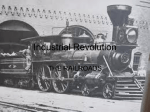 Industrial Revolution Railroads PowerPoint