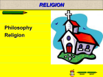 The Five Major Religions - msmercycarrasco-sis