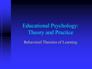 Educational theorists