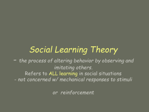 social learning ppt