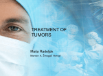 treatment of tumors