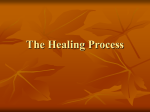 Stages of Healing Power Point
