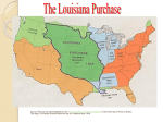 LA Purchase and War of 1812