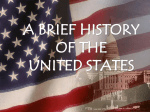 Brief History of the US