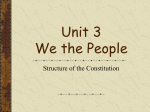 UNIT 3a 02 Preamble to the Constitution
