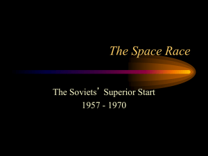 TheSpaceRace