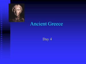 Ancient Greece - Cobb Learning