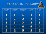 Jeopardy - High Point University
