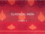 classical india - AP World History (WHAP)