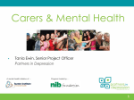 EDUCARE Carer Health and Wellbeing Workshop